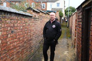 Police Fire & Crime Commissioner Stephen Mold